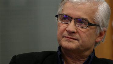 Włodzimierz Cimoszewicz: Chcę, żeby wygrał Trzaskowski i już za parę godzin mu w tym pomogę