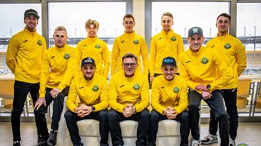 Żużlowa drużyna Stali Gorzów na sezon 2021