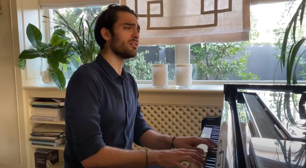 Matteo Bocelli - Love Of My Life - (Cover) - (Queen)