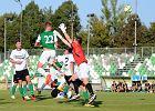 Warta Poznań - GKS Bełchatów 1:1. Kolejny remis Zielonych. Warta wciąż w strefie spadkowej