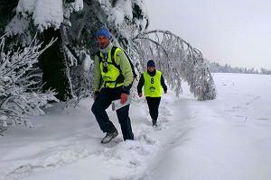Mistrzostwa Europy w Rajdach Przygodowych AREC 2013 - brodzenie w śniegu, 58 metrów zjazdu na linach i zimna noc na rowerze [ZDJĘCIA]
