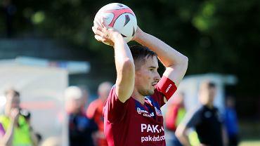 8 czerwca 2019 r., Trzecia liga piłkarska: Warta Gorzów - MKS Kluczbork 0:1 (0:0)