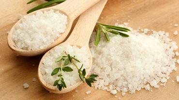 Sól w naszej diecie
