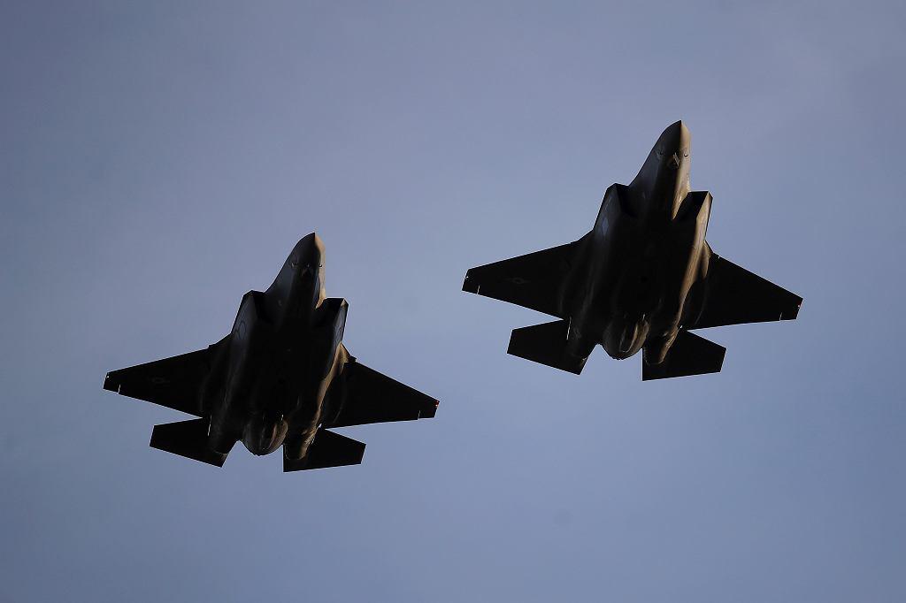 Tomasz Siemoniak komentuje F-35