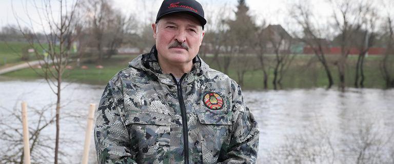 """Łukaszenka o planach zamachu. """"Prawdopodobnie CIA, FBI"""". Jest polski wątek"""