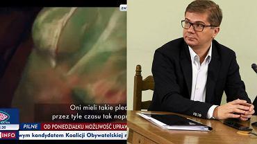 Nic się nie stało - fragment zwiastuna i Sylwester Latkowski