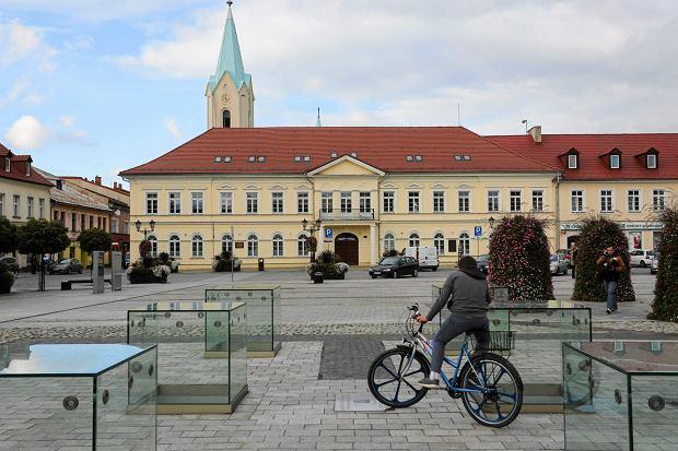 Wiele osób nie wiem, że Oświęcim to 800-letnie miasto, dawny sztetl (fot: Jakub Porzycki/ Agencja Gazeta)