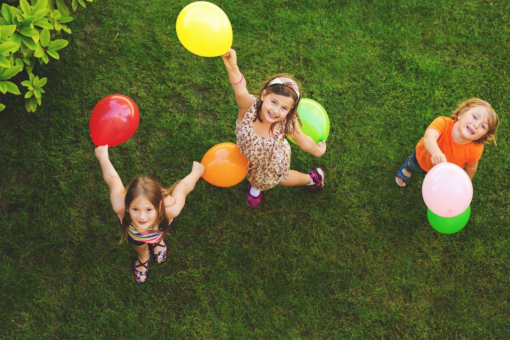 Jakie atrakcje przygotować na Dzień Dziecka?