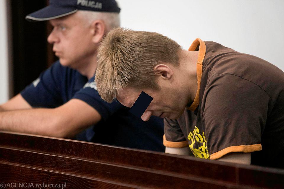 Artur K. został skazany na dożywocie za brutalne zabójstwo byłej dziewczyny