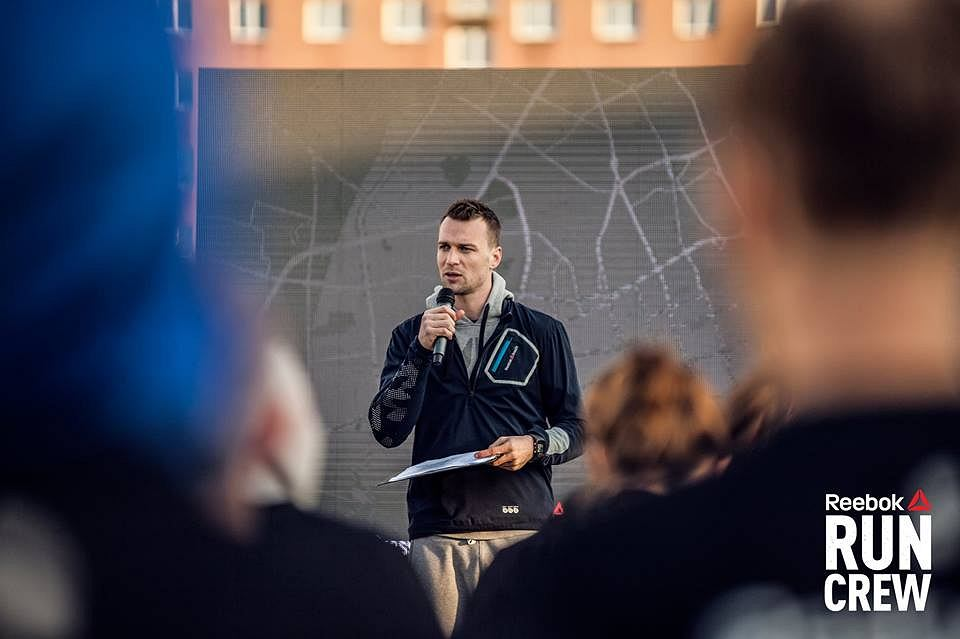Paweł Nerek, Reebok Run Crew