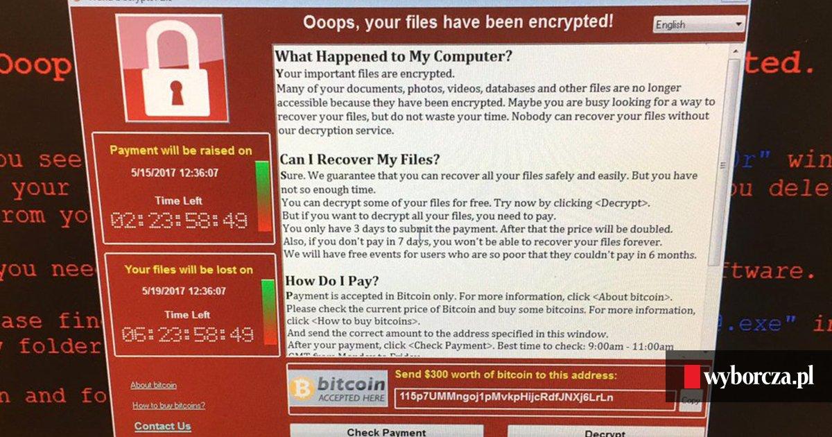 bitcoin cyber ataka