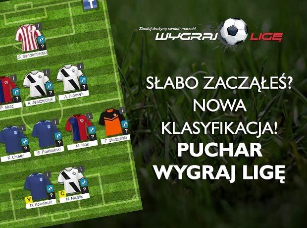 Puchar Wygraj Ligę Wiosna 2016 Ekstraklasy