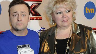 Małgorzata Szczepańska-Stankiewicz w 'X Factor'