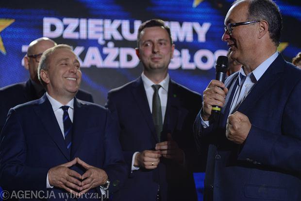 Pakt Senacki Lewica Stawia Ultimatum Grzegorzowi Schetynie