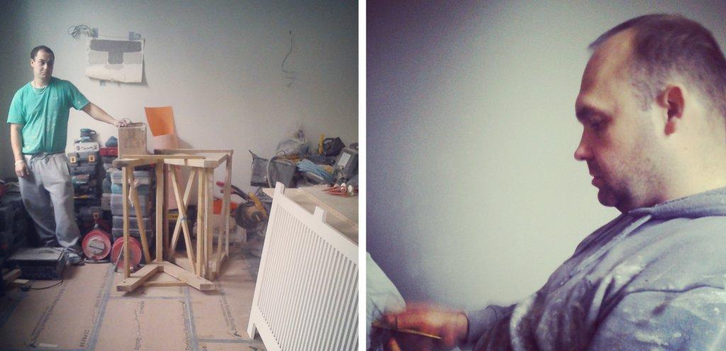 Wielu Polaków pracuje w branży budowlanej. Pracując za 6-7 funtów za godzinę, remontują domy warte kilka milionów.