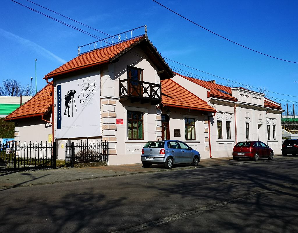 Muzeum Historii Fotografii 'Jadernówka'