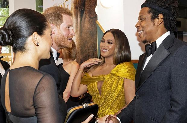 O rozmowie księcia Harry'ego z prezesem Disneya było bardzo głośno w mediach. Tym razem przyglądamy się reakcji Beyonce, która zaskoczyła wszystkich.