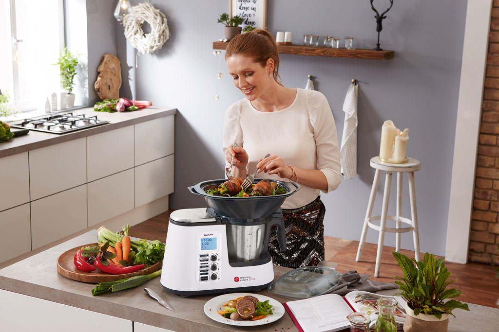 Kuchnia nieograniczonych możliwości - wielofunkcyjne urządzenie Silvercrest w Lidlu
