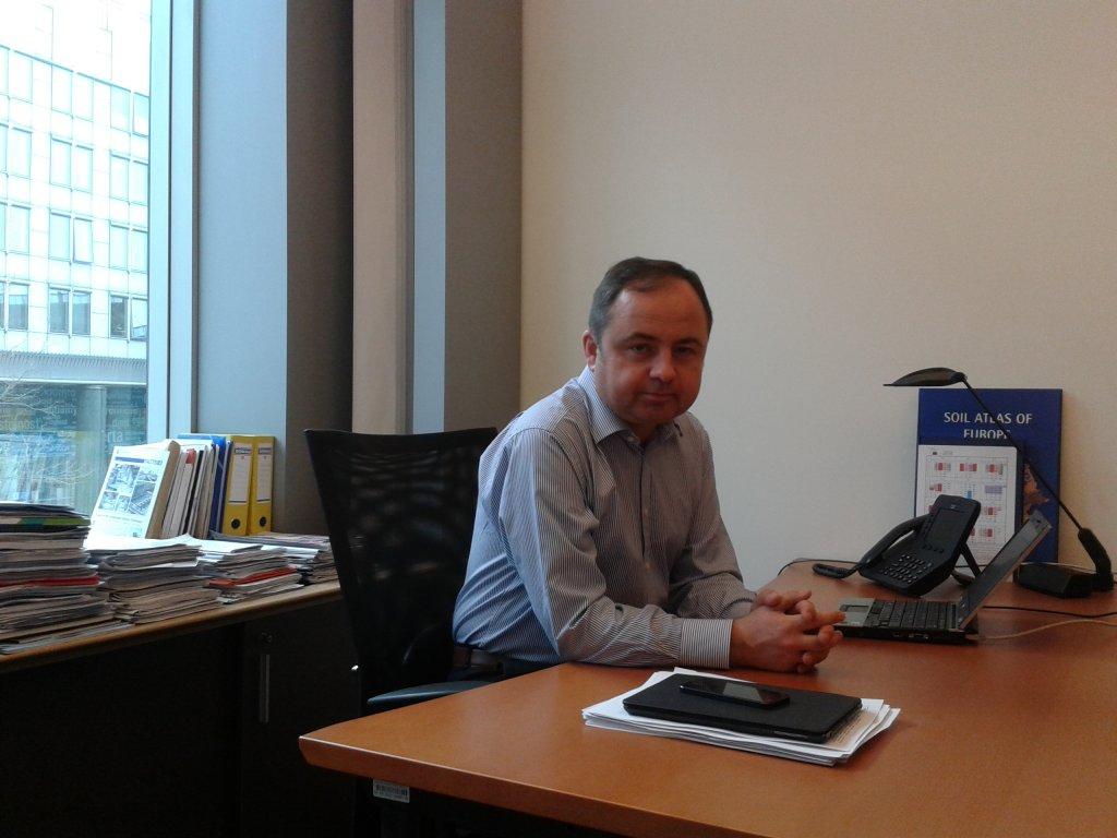 Konrad Szymański, europoseł PiS