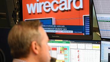 Niemiecki gigant technologiczny Wirecard zwrócił się do sądu o ogłoszenie niewypłacalności po wykryciu 1,9 mld euro manka w finansach tego koncernu.