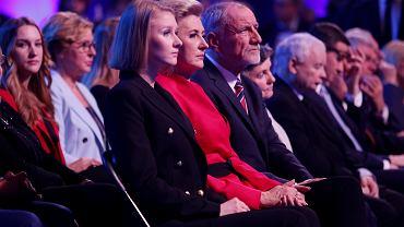Agata Duda - w co się ubierze na wieczór wyborczy?