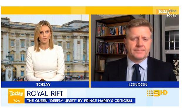 Dziennikarka uderza w księcia Harry'ego