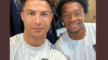 Nowa fryzura Ronaldo