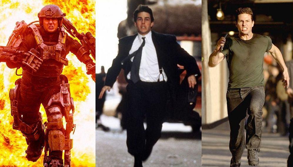 Tom Cruise w filmach: Na skraju jutra, Firma i Mission Impossible III