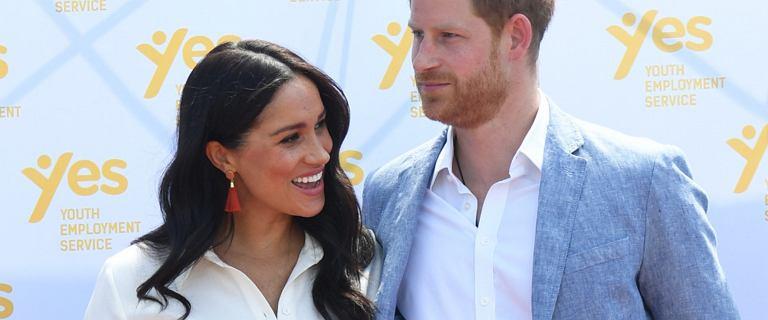 Meghan i książę Harry w końcu znaleźli pracę. Dużo na niej zarobią