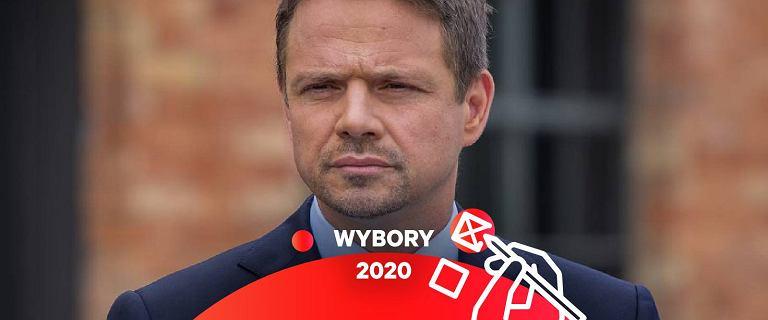Trzaskowski odpowiada Dudzie ws. konstytucji. Uderza też w Kaczyńskiego