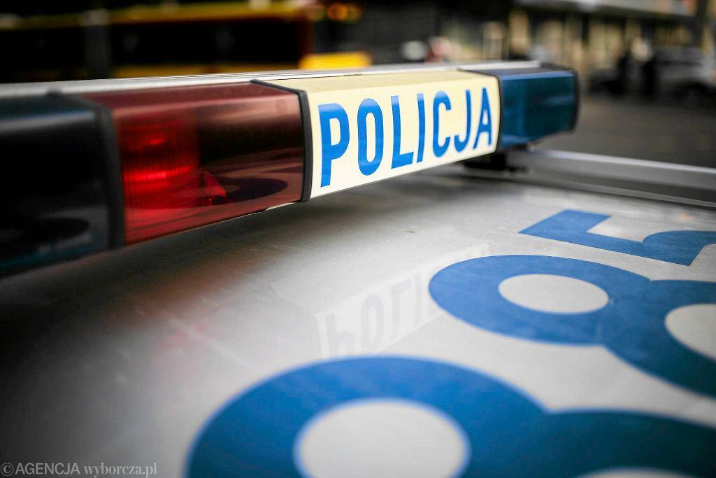 Policja zatrzymała podejrzanego o podpalenie kobiety na Woli