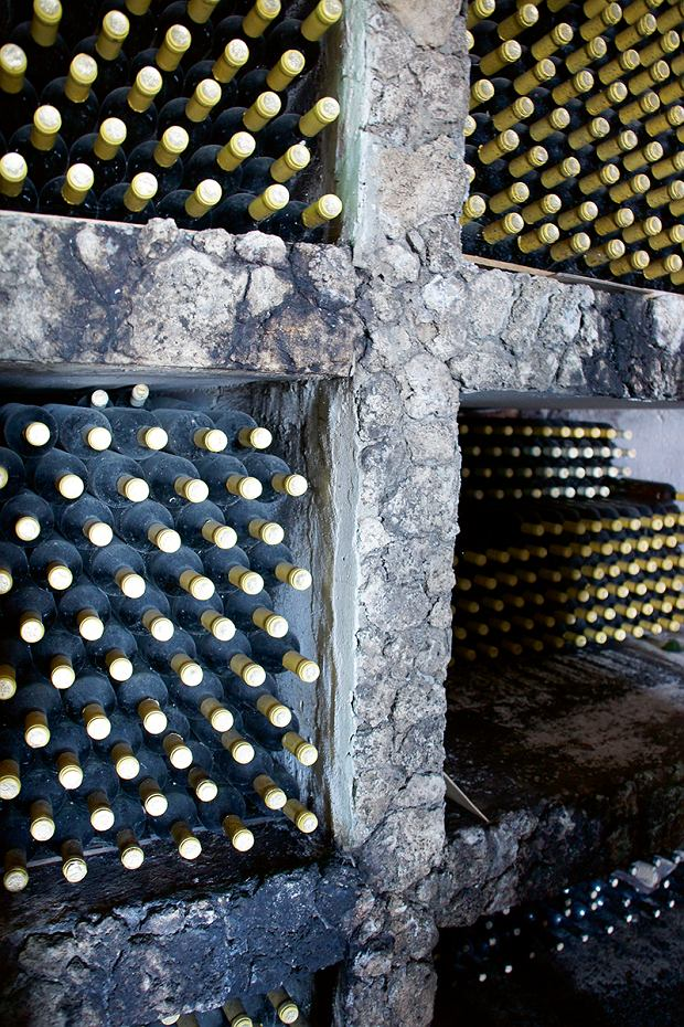 Mołdawia, piwnice winiarni Asconi