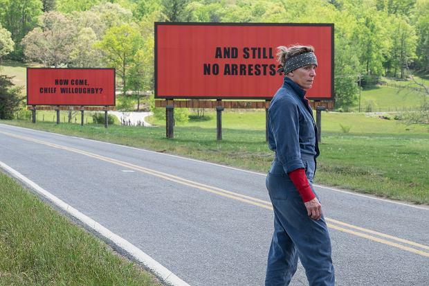 Trzy billboardy za Ebbing , Missouri