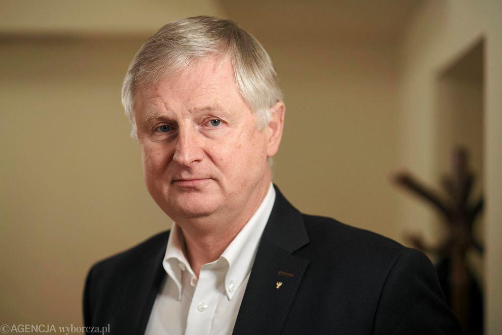 Dr Jerzy Milewski