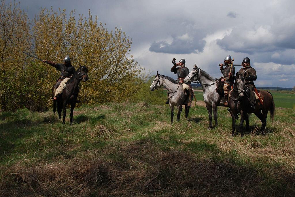 Bitwa nad Bugiem / Dzięki uprzejmości Grupy Odtwórstwa Historycznego 'Drużyna Grodów Czerwieńskich'