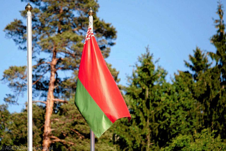 Polsko-białoruskie przejście graniczne w Grudkach