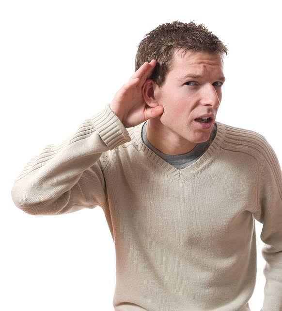 Jedna z przyczyn niedosłuchu jest uszkodzenie ślimaka lub nerwu