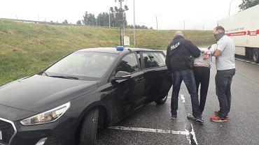 Zatrzymany sprawca pobicia w Wieliczce