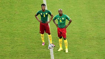 Benjamin Moukandjo i Pierre Webo