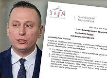 Krzysztof Brejza interweniuje w GUS. Pyta o zmiany w obliczaniu inflacji
