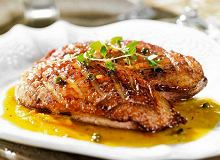 Pierś z kaczki w sosie pomarańczowo-pieprzowym - ugotuj