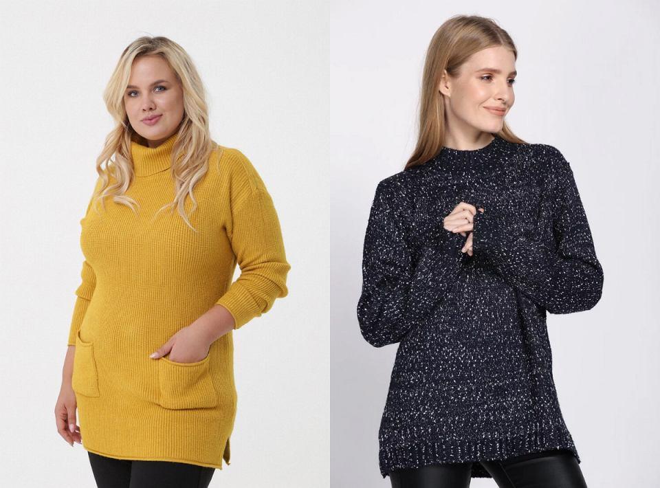 Swetry Born2be - idealne dla puszystych kobiet