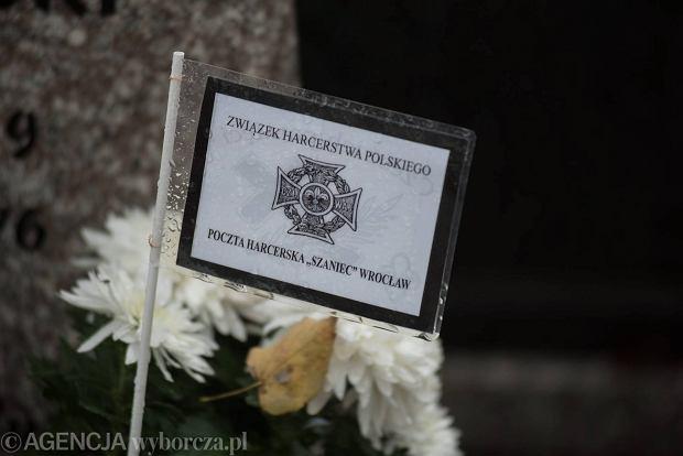 Zdjęcie numer 43 w galerii - Wszystkich Świętych we Wrocławiu. Cmentarze w kwiatach [ZDJĘCIA]