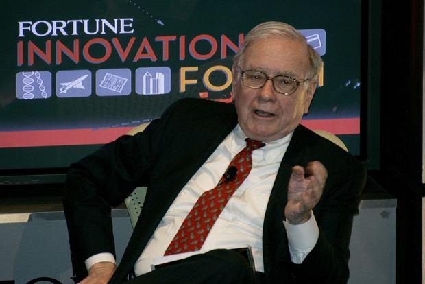 Warren Buffet: Szukaj pracy, którą chciałbyś wykonywać, gdybyś nie potrzebował pracy
