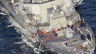Wypadek USS Fitzgerald