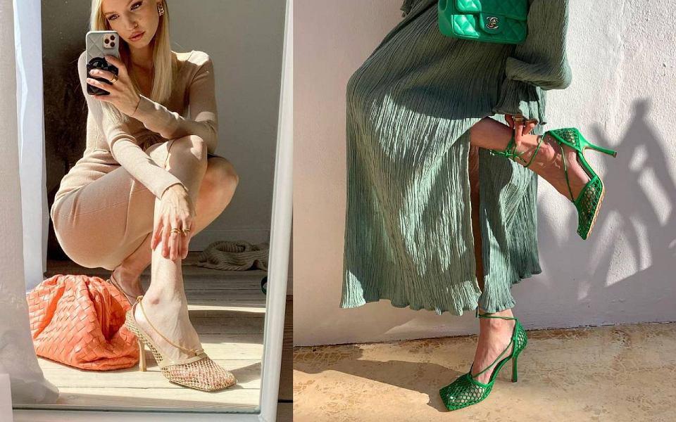 Te sandały podbijają świat! Nowy fason na topie! Wybieramy 15 modeli w podobnym stylu z sieciówek