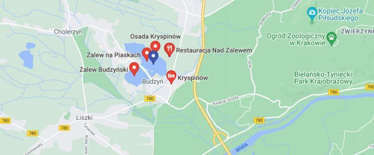 """Kryspinów. Plażowicz zraniony """"tulipanem"""". Policja szuka sprawców"""