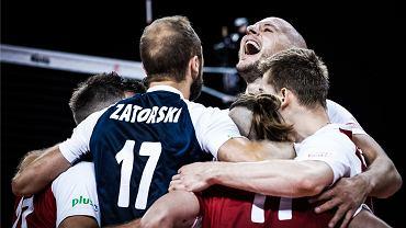 Polscy siatkarze pokonali Argentynę 3:0 w meczu Ligi Narodów!
