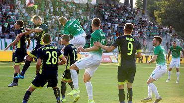 Fortuna I Liga. Radomiak Radom vs Sandecja Nowy Sącz 1:0