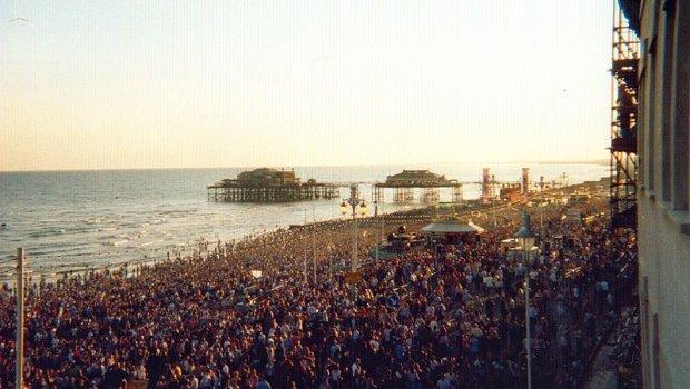 Brighton, hrabstwo Sussex